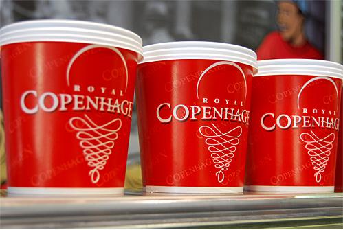 Take Home Ice Cream - Royal Copenhagen Ice Cream Cone Company